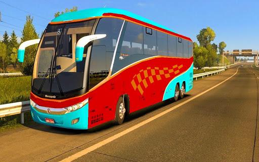 US Smart Coach Bus 3D: Free Driving Bus Games 1.0 Screenshots 4