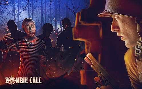 Zombie Call: Trigger 3D First Person Shooter Game Capture d'écran