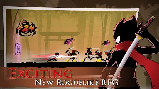 Stickman Revenge Supreme Ninja Roguelike Game v0.8.5 MOD APK 2