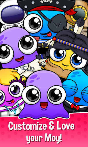 Moy 5 - Virtual Pet Game 2.05 screenshots 3