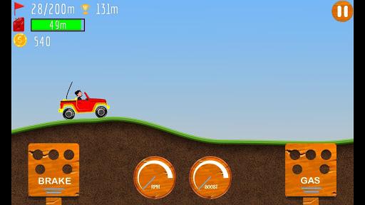 Car Racing : Hill Racing  screenshots 1