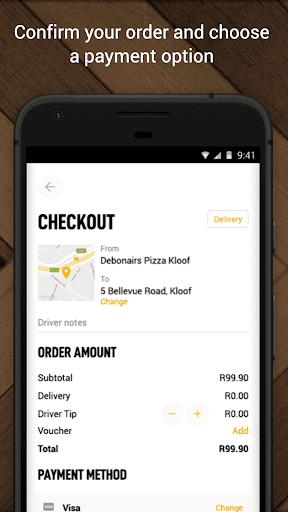 Debonairs Pizza 2.1.141 Screenshots 4
