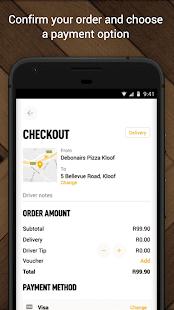 Debonairs Pizza 2.1.157 Screenshots 4