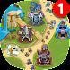 Kingdom Defense (キングダムディフェンス): オンライン ファンタジーウォー ゲーム - Androidアプリ