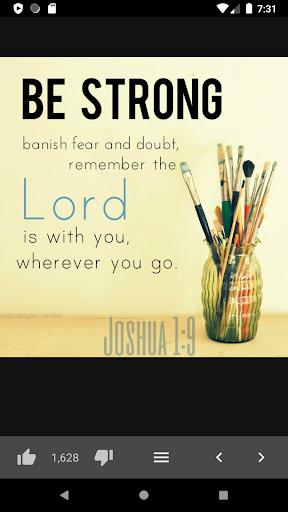 Amazing Bible Daily Quotes screenshots 2