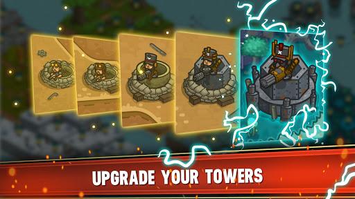 Steampunk Defense: Tower Defense 20.32.543 screenshots 2