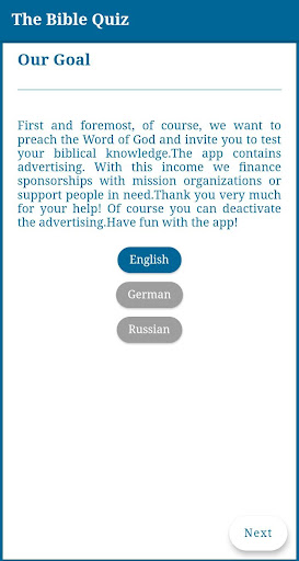 The Bible Quiz android2mod screenshots 2