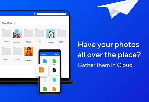 Cloud: Free Photo Storage. Video & Photo Backup  screenshots 2