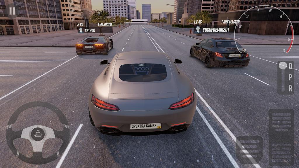 Real Car Parking Master : Multiplayer Car Game  poster 0