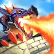 Dragon defender: Epic dragon war - Androidアプリ