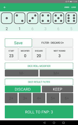 Xd6 - Dice Roller 1.0.8.2 screenshots 8