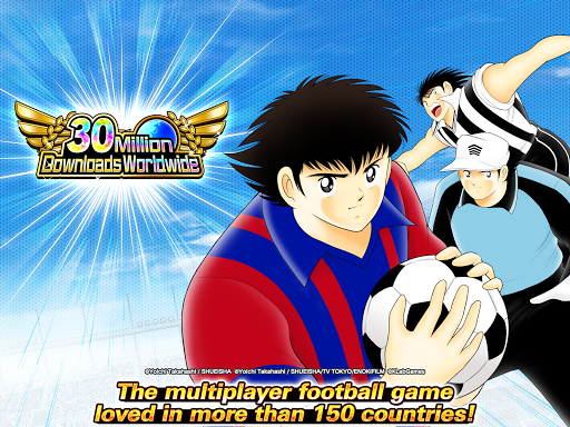 Captain Tsubasa (Flash Kicker): Dream Team  screenshots 7