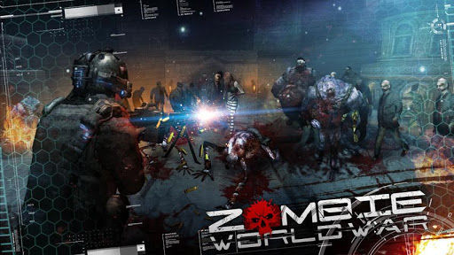 Foto do Zombie World War