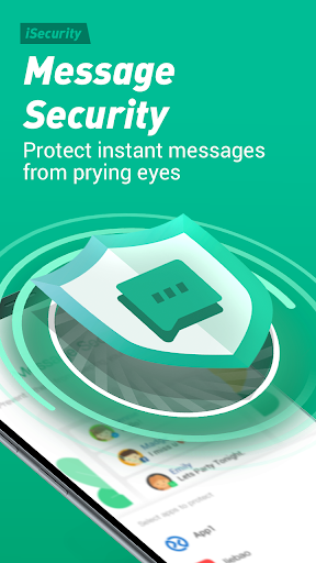 Antivirus, Virus Cleaner, Super Clean - iSecurity apktram screenshots 5