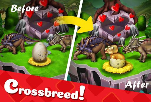 DINO WORLD - Jurassic dinosaur game Apkfinish screenshots 3