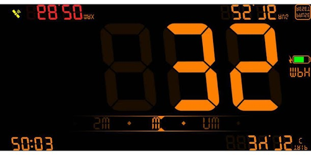 DigiHUD Speedometer Apk 3