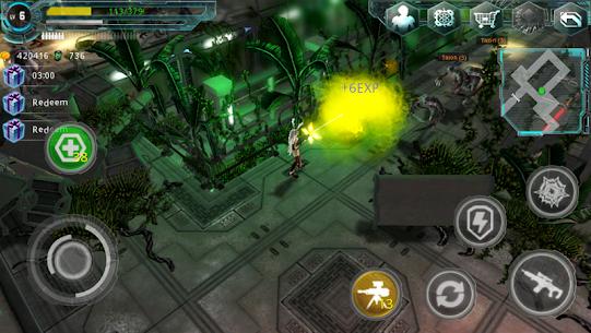 Alien Zone Plus APK MOD HACK (SUPER MENU) 4