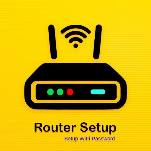 Free All WiFi Router Password-Setup WiFi Password