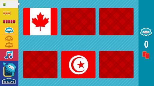 flags memory match screenshot 2