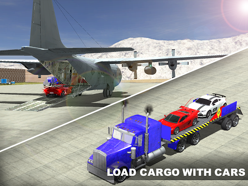 Airplane Pilot Car Transporter : Plane Simulator 3.2.0 screenshots 14