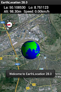 GPS Tracker EarthLocation 100.0 Mod APK Updated Android 1