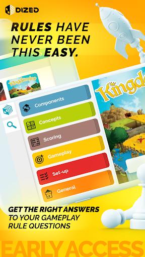 Dized - The Board Game Companion 3.4.6 screenshots 2