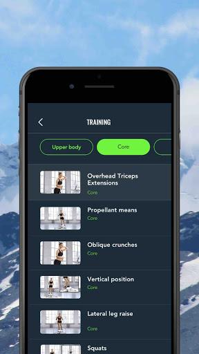 InovaFIT android2mod screenshots 5