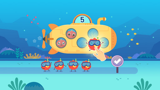 Dinosaur Math Adventure - Learning games for kids 1.0.3 screenshots 2