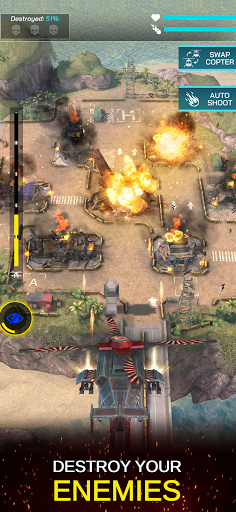 Gunship War: Helicopter Strike 1.01.32 screenshots 9