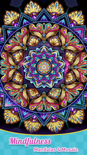 Tap Color- Color by Number Art Coloring Game 4.8.0 screenshots 7