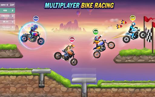 Bike Racing Multiplayer Games: New Dirt Bike Games  screenshots 12