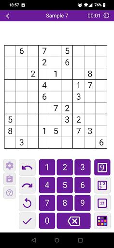 Download Sven's SudokuPad mod apk 2