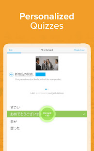 FluentU: Learn Languages with authentic videos 1.8.0(1.0.7) Screenshots 6