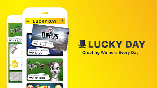 Lucky Day Win Real Money Ad