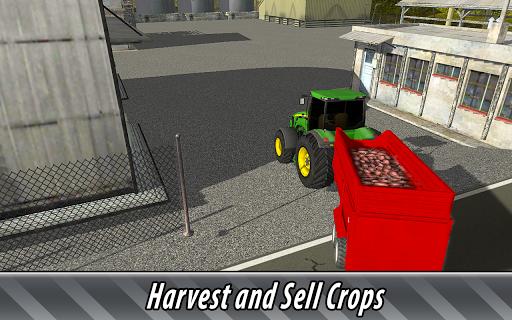 euro farm simulator: beetroot screenshot 3