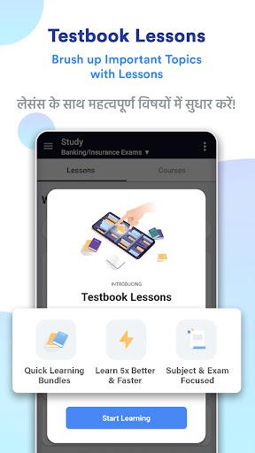 Exam Preparation App: Free Live Class | Mock Tests android2mod screenshots 8