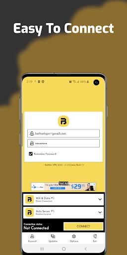 Boltnet VPN  Screenshots 2