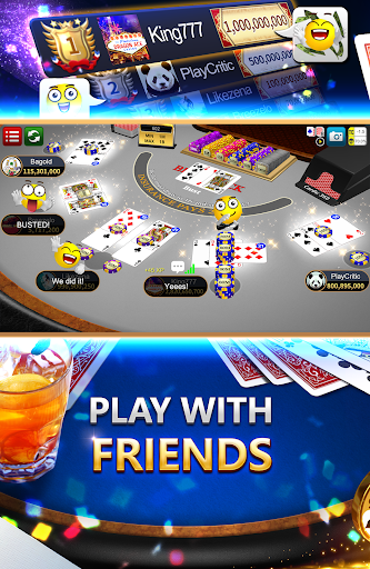 Dragon Ace Casino - Blackjack screenshots 3