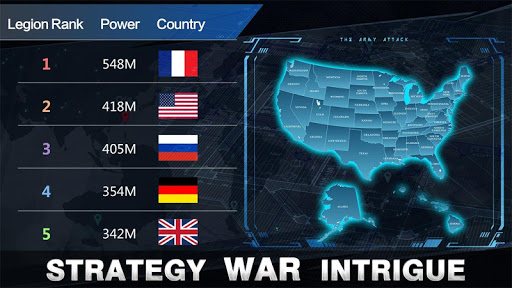United Frontuff1aModern War Strategy MMO 2.7.6 screenshots 1