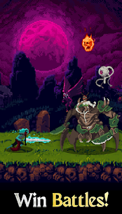Idle Hero Slayer – Fantasy Pixel Dungeon Survival Mod Apk 1.0.06 8