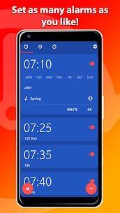 Set multiple alarms with For Pc (Windows 7, 8, 10 And Mac) Free Download 2