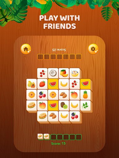 Tile Crush - Tiles Matching Game : Mahjong puzzles 2.0 screenshots 12