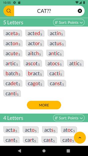 Wordfinder by WordTips 2.0.1 screenshots 5