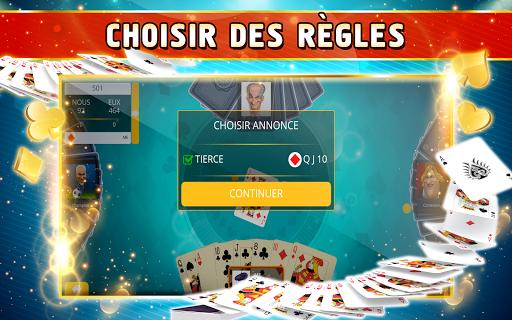 Belote Offline - Single Player Card Game screenshots 8