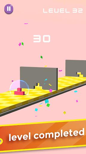 Télécharger Gratuit Tetro Block Puzzle – Shape Escape Run apk mod screenshots 5