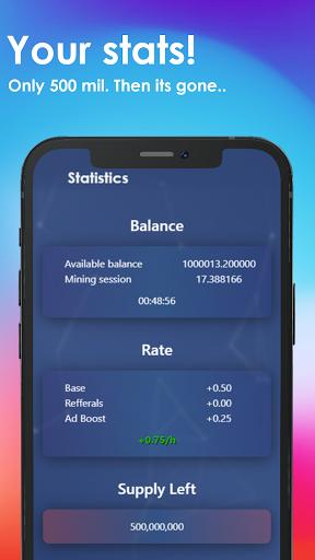 Alpha Network: Mobile Digital Asset modavailable screenshots 2