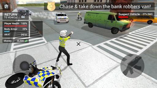 Police Car Driving - Motorbike Riding 1.32 screenshots 11