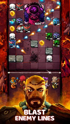 Battle Bouncers: Legion of Breakers! Brawl RPG 1.17.0 screenshots 3