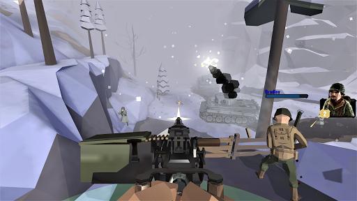 World War Polygon: WW2 shooter 2.20 screenshots 9