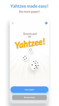 Scorecard for Yahtzeeのおすすめ画像1